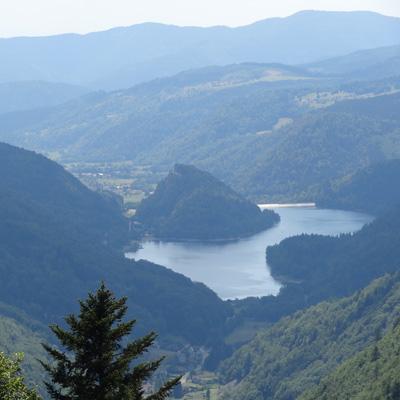 Vallée glaciaire de la Thur
